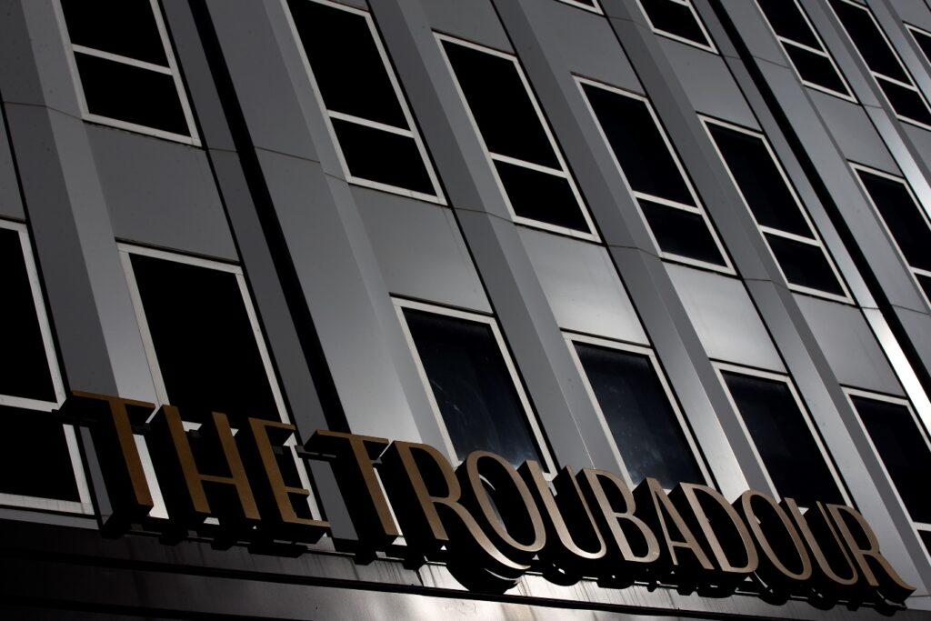 The Troubadore